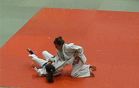 Pratiquer le judo à Namur