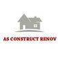 Logo AS Construct Rénov