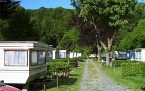 Camping Confort à Bohan