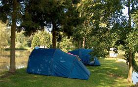 Camping la Hêtraie à Bullange