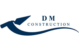 Logo de DM Construction