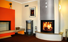 showroom cheminée poêle