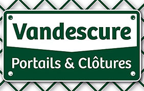 Logo de Vandescure, portails et clôtures