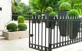 Clôtures, portails et grilles en Belgique