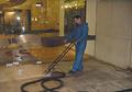 Nettoyage des communs d'un immeuble