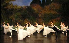 spectacle danse classique
