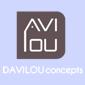 logo Davilou Concepts