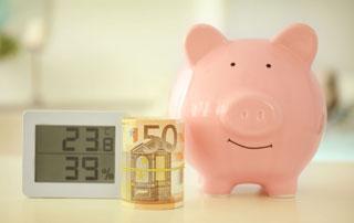 Gagner de l'argent en réduisant sa consommation de chauffage