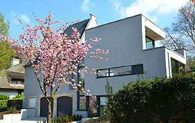 isolation de façade extérieur