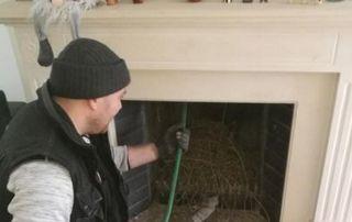 Entretien de cheminée