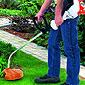 Débroussailleuse jardinage