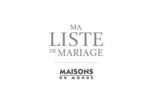logo Maisons du Monde mariage