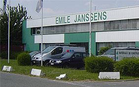 Bâtiment Emile Janssens