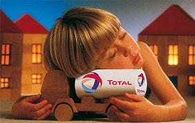 camion citerne jouet Total