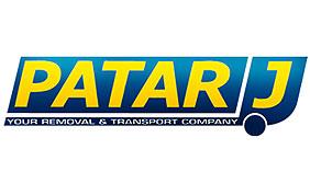 logo Patar J déménagement et transports