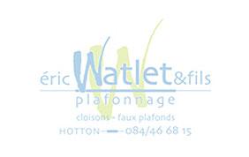 logo Eric Watlet & fils