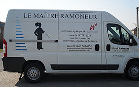 LE MAITRE RAMONEUR - Ciney