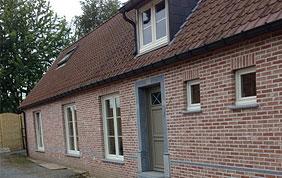 ETS STEENBERGEN - Rénovation dans la province de Hainaut