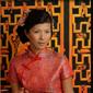 serveuse asiatique restaurant chinois