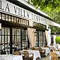 terrasse La Villa Lorraine