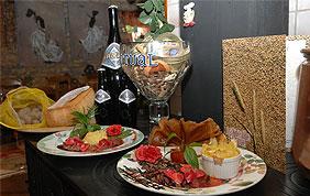 buffet cuisine belge