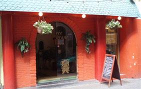 entrée restaurant Le Mandarin