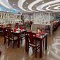 salle de restaurant buffet à volonté
