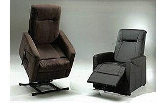 fauteuil relax en cuir