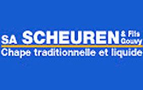 SCHEUREN & FILS SA - Gouvy