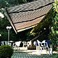 toile solaire terrasse