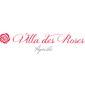 Logo restaurant La Villa des Roses