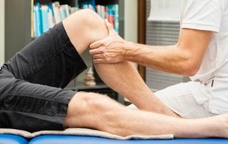 kinésithérapie genou