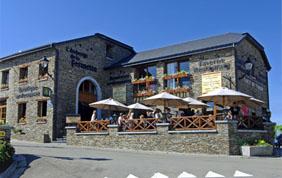 Weekend gastronomique dans la province luxembourgeoise
