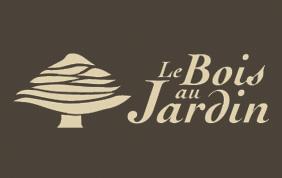 logo Le bois au jardin