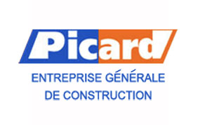 logo Picard construction