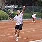 Le tennis Citadelle à NAMUR