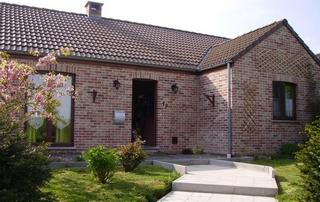 maison en briques DJC Construct