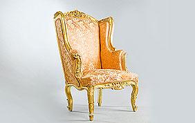 fauteuil Louis XIV