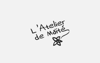 Logo L'atelier de Maïté