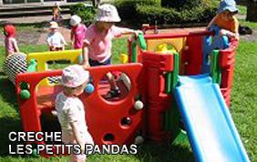Les petits pandas à LIÈGE
