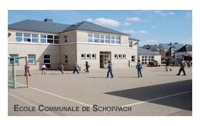 L'école communale de Schoppach à ARLON