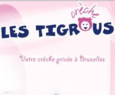 Les Tigrous, votre crèche privée à BRUXELLES.
