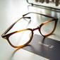 lunettes vintage en écailles de tortue
