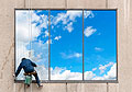 Nettoyage de vitres extérieures