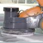 Machine de nettoyage industriel