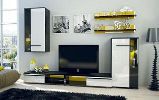 salon appartement design