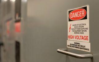 photo d'un panneau électrique