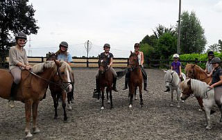 club d'équitation Horse's Corner