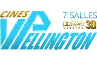 Logo Cinéma Wellington