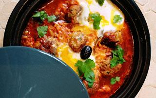 plat marocain en sauce